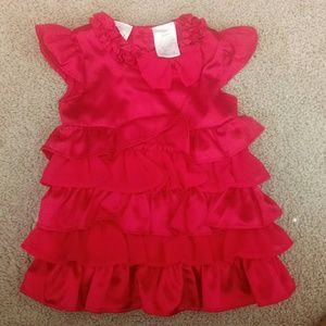 Other - Infant Girl Red Dress